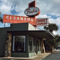 Pugh's Cleaners Shirt Laundry